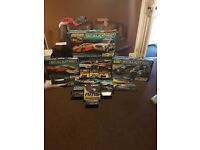 Scalextric sets and accessories