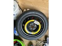 "Spare wheel 16"" came of a vw golf"