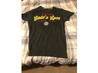 Golds Gym Vintage