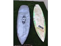 "6'6"" Surfboard"