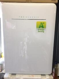 White daewoo brand new box undercounter refrigerators good condition with guarantee bargain