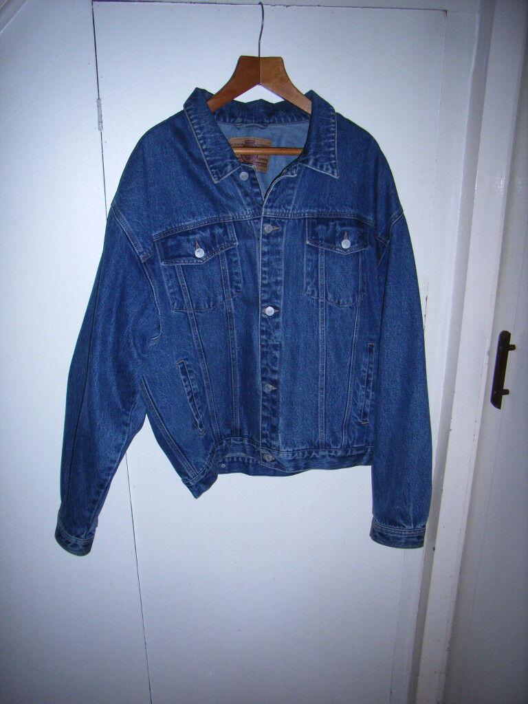 Jinglars Jean Jacket size xxl