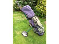 Full Golf Set with Trolley