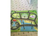 Paw Patrol Car Mat - Excellent Condition