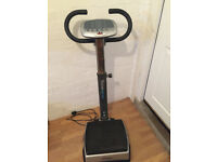 Body Sculpture Vbrating Trainer