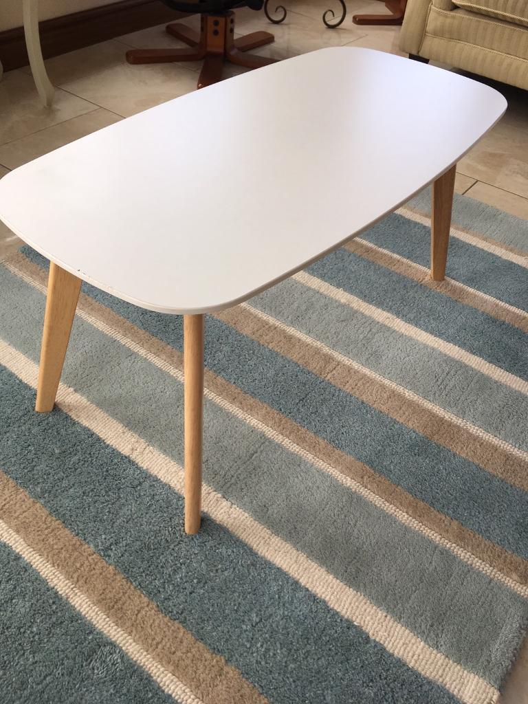 Debenhams coffee table rascalartsnyc beautiful debenhams white coffee table in arbroath angus gumtree geotapseo Images
