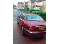 X-TYPE 57 DIESEL FULL YEAR MOT