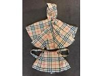 Baby girls Burberry outfit 1-2 years