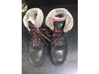 Karrimor girls boots