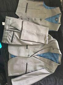 Boys 3 piece suit age 7