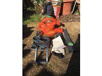 Flymo Twister 2500 Leaf blower/vacuum
