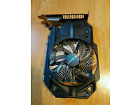 Gigabyte GeForce GTX 750 1GB OC EDITION