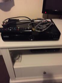 Humax BT youview box
