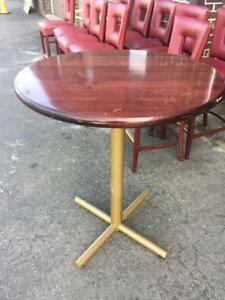 Used Restaurant,Bar high Top Tables