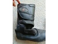 Raven Motorcycle Boots Size 10 * Collect Leeds LS17 & Post *
