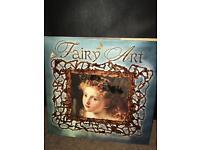 Fairy art book
