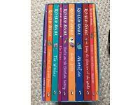Roald Dahl boxed books & audio books for sale