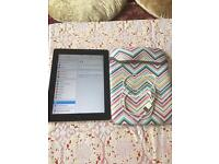 "Apple iPad 2nd generation standard 9.7"" black 16GB wifi only excel condition NO OFFERS"