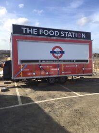 16ft food trailer