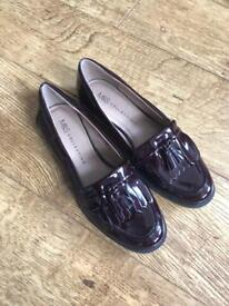 M&S women's loafers/court shoes