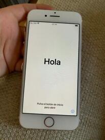 I phone 7 in rose gold 32g