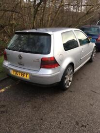 Golf 2.8 4motion SWAP WANTED something with towbar or a van