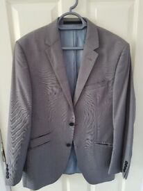 M&S Autograph Grey Suit