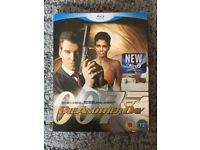 Bond 007 Die Another Day Blu-ray New & Sealed