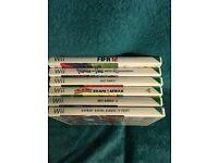 6 Nintendo wii games