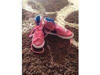 Nike hi-tops