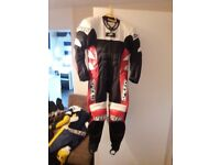 YOUTH LEATHER RACE SUIT