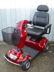 New Freerider City Ranger 8 mph Mobility Scooter – Free puncturesafe treated tyres – Warranty