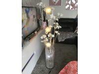 Light up floor lamp