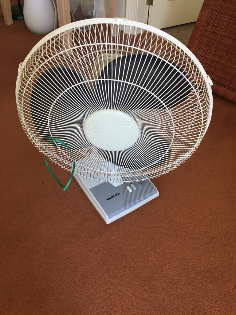 Best Table Top Fan : Desk top fan in southside glasgow gumtree