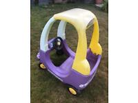 Free - Kids play car Garden/Outdoor toy