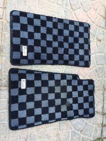 Mx5 eunos mk1 jdm checkered mats rare
