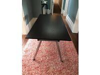 OFFICE TABLE IN BROWN