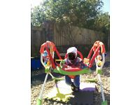 Jumperoo FREE TO GO