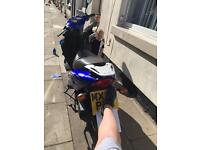 Sanya 50cc scooter
