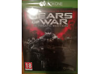 Xbox One Game Gears Of War Ultimate Edition Brand New Still In Rapper (For Sale In Paisley)