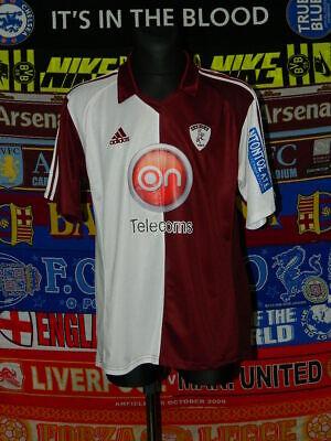 5/5 Larissa FC AEL 1964 adults XL 2008 football shirt jersey trikot soccer image