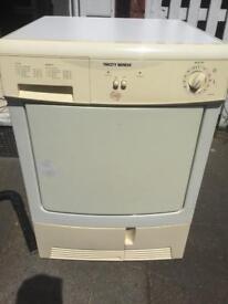 ❎tricity bendix condenser tumble dryer can deliver