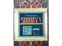 SORRY! Boxed wooden game