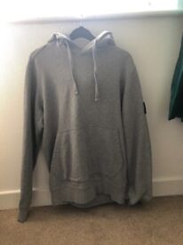 Stone island hoodie men's size small