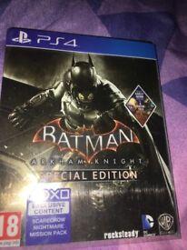 Batman Arkham Knight(PS4)