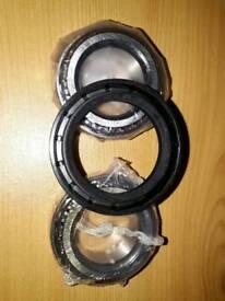 SKF wheel bearing kit VKBA 1333