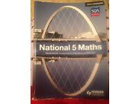 National 5 Maths Textbook