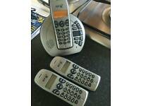 House phones with answer machine