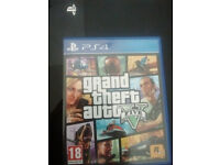 Gta V 5 mint condition for ps4