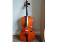 CELLO - hand made 1/2 size for students